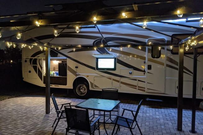 2020 Thor Motor Coach Hurricane available for rent in Stockbridge GA
