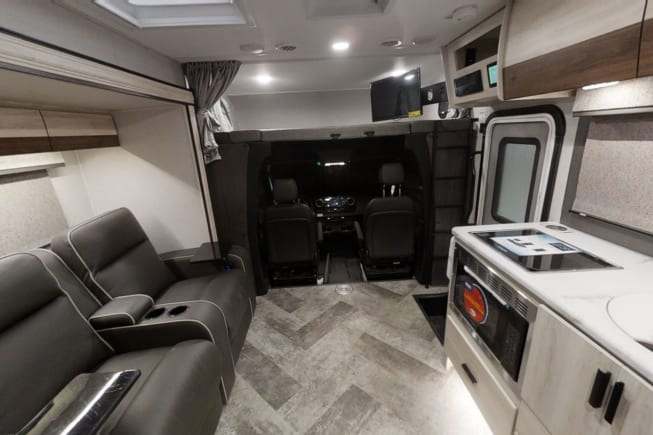 2022 Forest River Forester Mercedes MBS available for rent in Franklin TN
