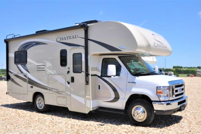 2018 Thor Motor Coach Chateau available for rent in Herndon VA