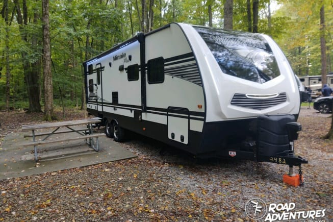 2019 Winnebago Minnie Plus available for rent in Columbus OH