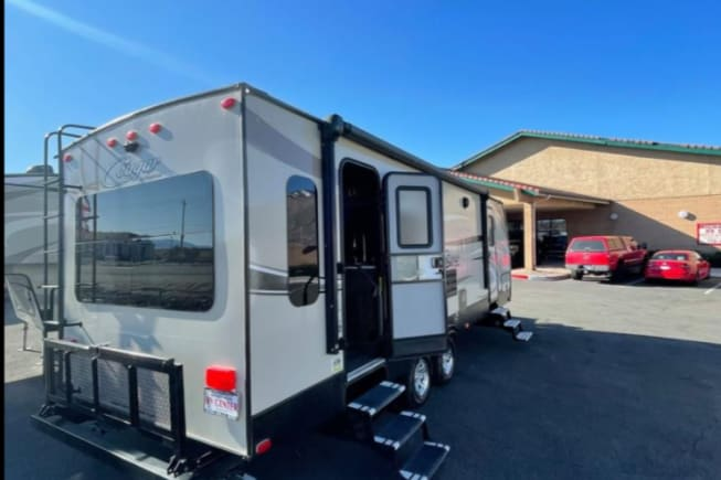 2018 Keystone Cougar Half-Ton available for rent in Truckee CA