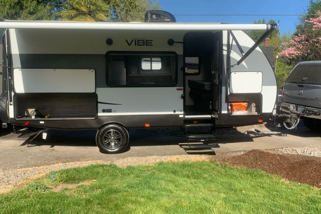 2020 Forest River Vibe available for rent in Milwaukie OR