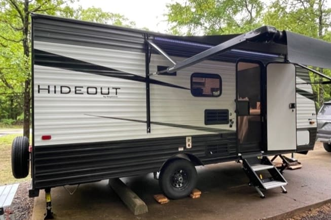 2021 Keystone Hideout available for rent in Heath TX
