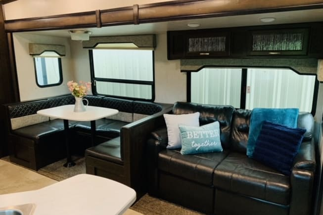 2019 Pioneer Bunkhouse available for rent in Roanoke TX