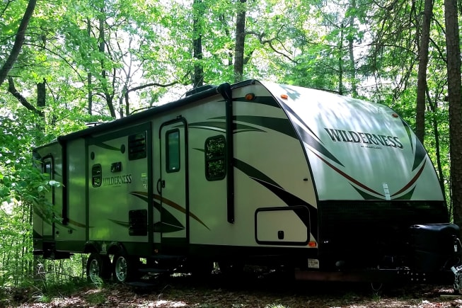 2016 Heartland Wilderness available for rent in Gainesville GA