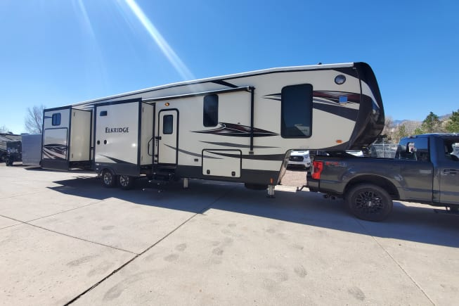2017 Heartland Elkridge available for rent in Colorado Springs CO