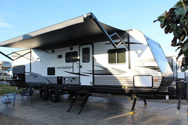 2021 Heartland Pioneer available for rent in KODAK TN