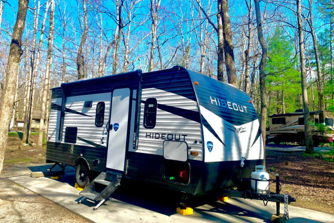 2021 Keystone Hideout available for rent in Seymour TN
