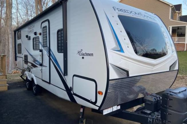 2021 Coachmen Freedom Express available for rent in Clarksville MD