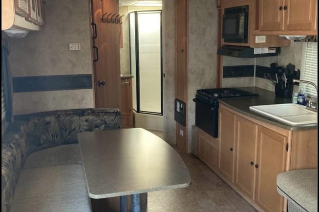 2010 Keystone Passport available for rent in Sevierville TN