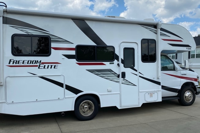 2020 Thor Motor Coach Freedom Elite available for rent in Spartanburg SC