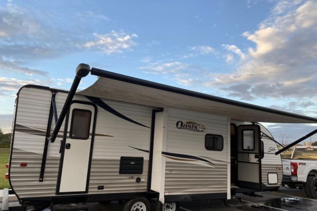 2015 Shasta Oasis available for rent in Port saint lucie FL