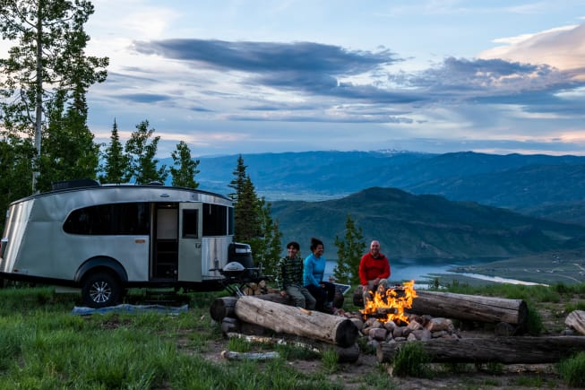 2021 Airstream Base Camp available for rent in Asheville NC