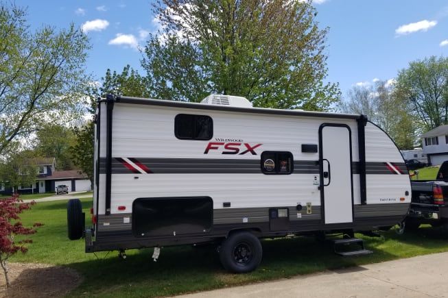 2021 Forest River Wildwood available for rent in Middleville MI