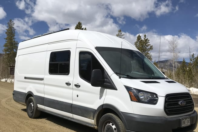 2016 Ford Transit available for rent in Longmont CO