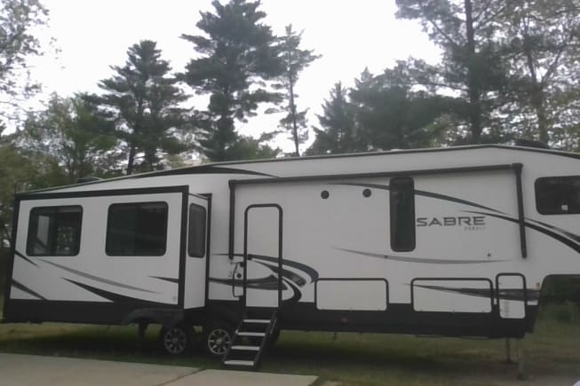 2019 Forest River Sabre available for rent in Newaygo MI