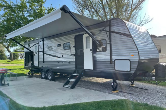 2021 Jayco Jay Flight available for rent in Sunbury OH