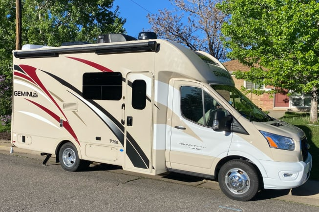 2021 Thor Motor Coach Gemini available for rent in Denver CO