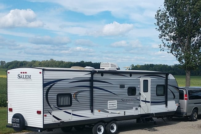 2016 Forest River Salem available for rent in Warren IN