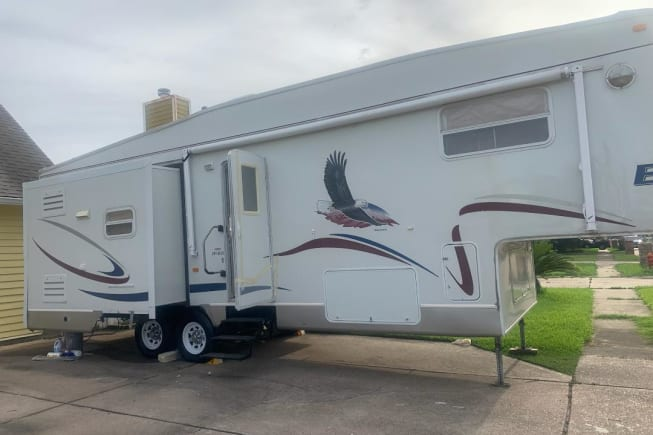 2005 Jayco Eagle available for rent in Pasadena TX