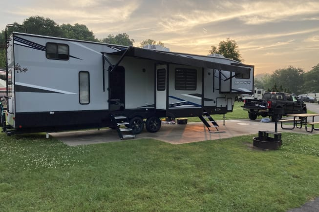 2021 Forest River Cherokee Wolf Pack available for rent in Hot Springs AR