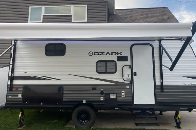 2021 Forest River Ozark 1680BSK available for rent in Kenosha WI