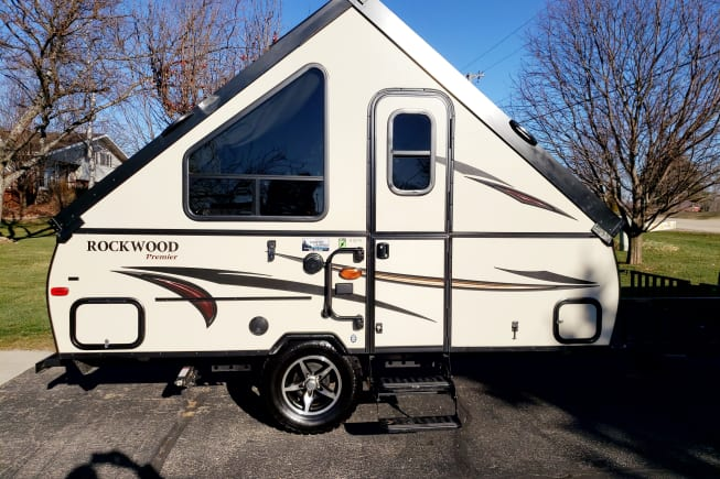 2016 Forest River Rockwood available for rent in Stoughton WI