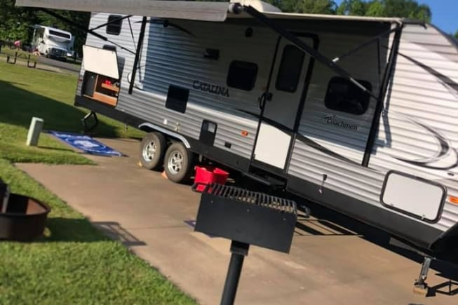 2017 Coachmen Catalina available for rent in Hot Springs AR
