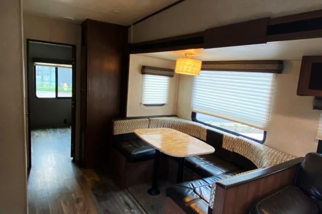 2018 Heartland Elkridge available for rent in Camas WA