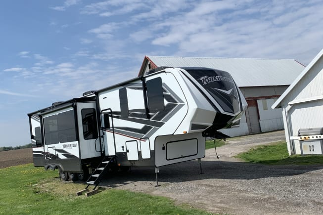 2021 Grand Design Momentum available for rent in Dundee MI