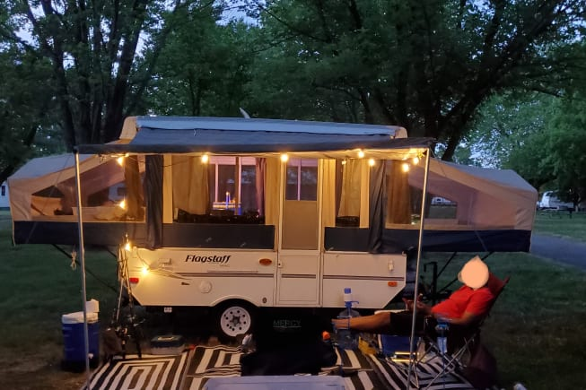 2010 Forest River Flagstaff available for rent in Savage MD