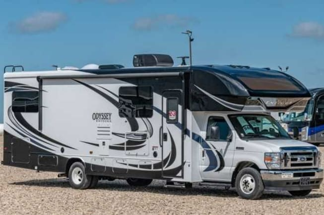 2021 Entegra Coach odyssey available for rent in Spicewood TX