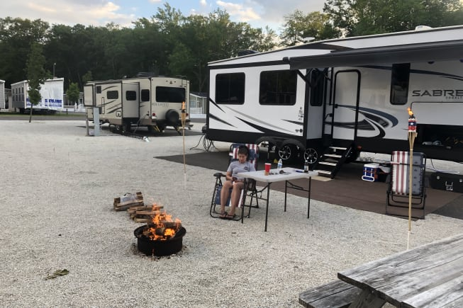 2018 Forest River Sabre available for rent in Toms River NJ