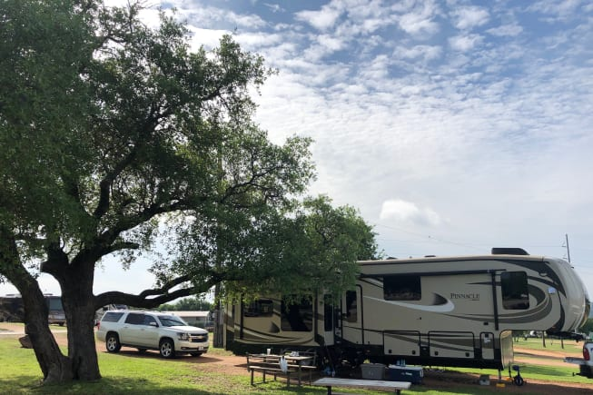 2017 Jayco Pinnacle available for rent in Burnet TX