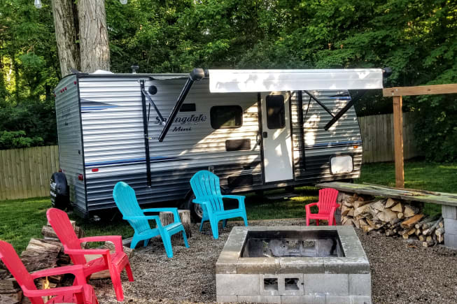 2018 Keystone Springdale available for rent in Camby IN
