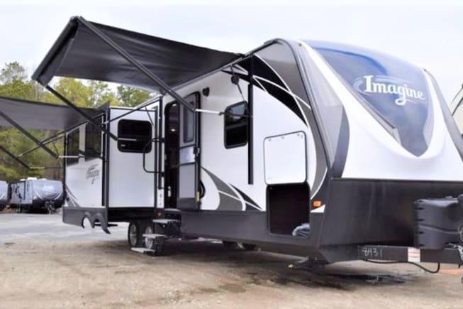 2021 Grand Design Imagine available for rent in Herndon VA