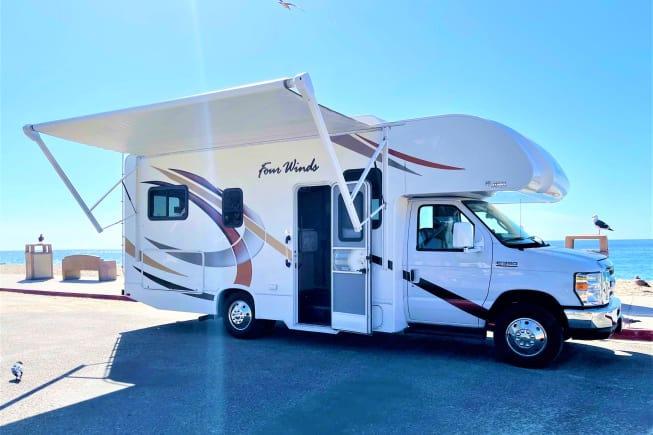 2019 Thor Motor Coach Four Winds available for rent in Aldie VA