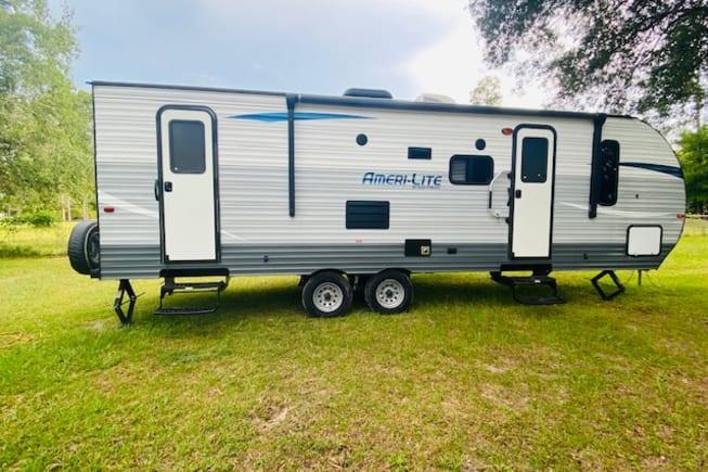 2019 Gulf Stream Amerilite available for rent in Middleburg FL