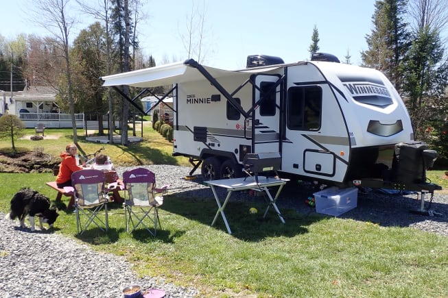 2021 Winnebago Micro Minnie available for rent in Fort Lauderdale FL