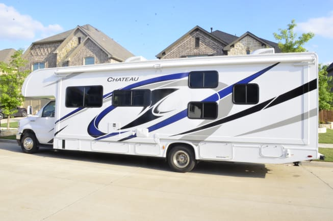 2021 Thor Motor Coach Chateau available for rent in Frisco TX