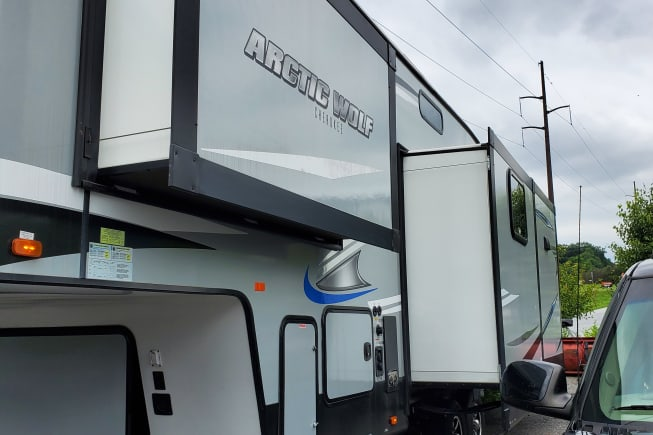 2019 Forest River Cherokee Wolf Pack available for rent in SYKESVILLE MD