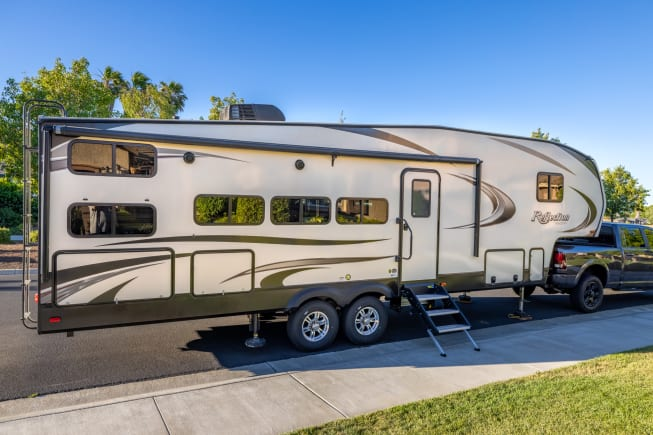 2019 Grand Design Reflection available for rent in Vacaville CA