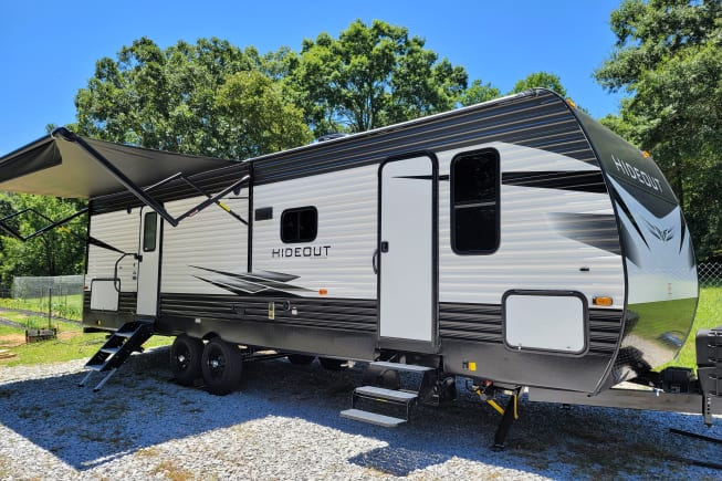 2021 Keystone Hideout available for rent in Braselton GA