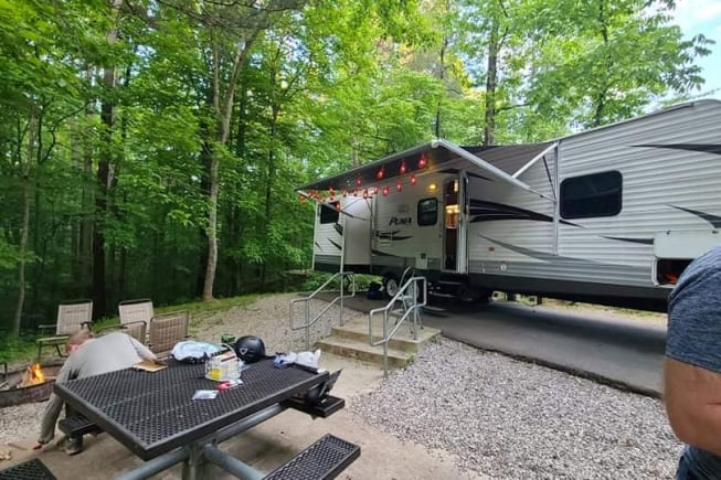 2011 Palomino Puma available for rent in Shelbyville TN