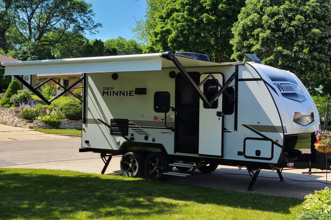 2021 Winnebago Micro Minnie available for rent in Wauwatosa WI