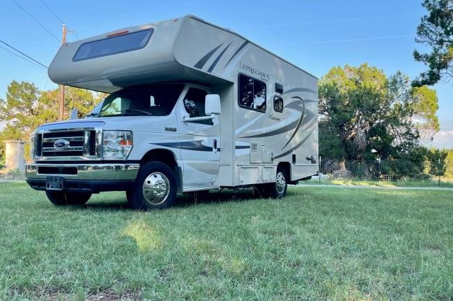 2016 Coachmen Leprechaun available for rent in Leander TX