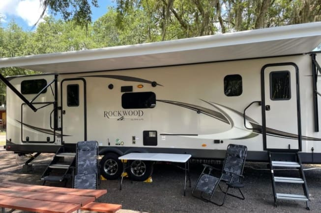 2021 Forest River Rockwood Ultra Lite available for rent in Middleburg FL