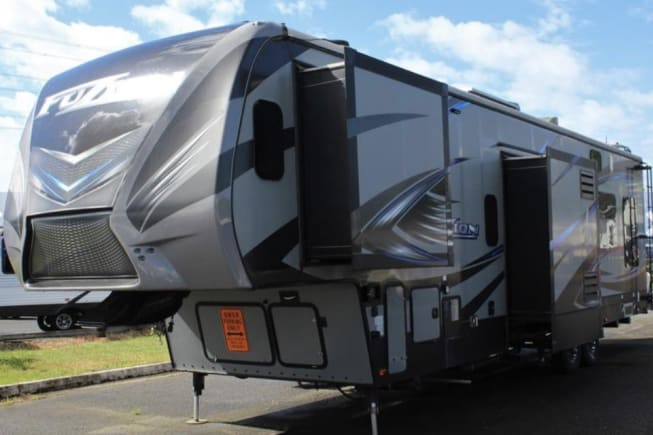 2016 Keystone Fuzion available for rent in Hinesville GA
