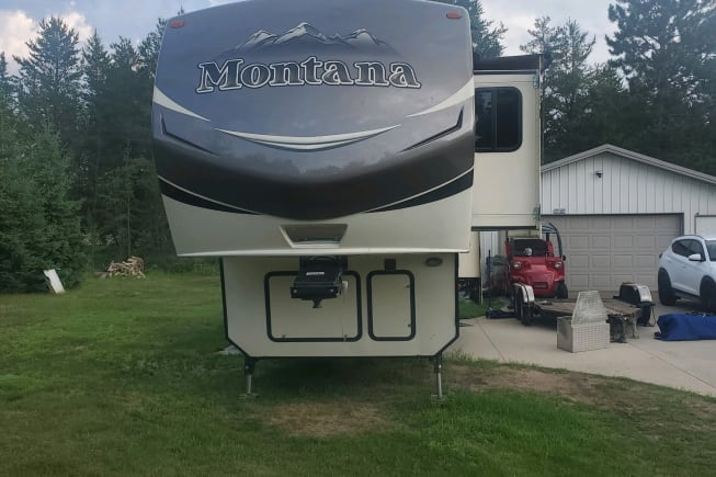 2015 Keystone Montana available for rent in Brainerd MN