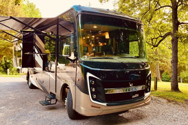 2019 Entegra Coach Emblem available for rent in Knoxville TN